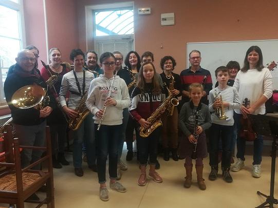 orchestre des élèves