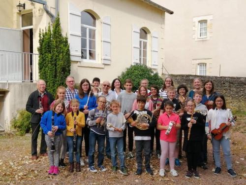 orchestre des élèves 2019-2020